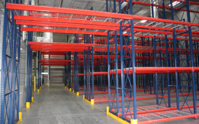 IMPORTANCE OF RACKING IN STORAGE!
