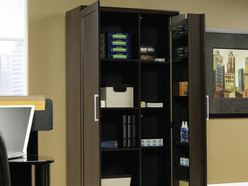 Double Door Office Cupboard is available in vaious sizes, models & designs.