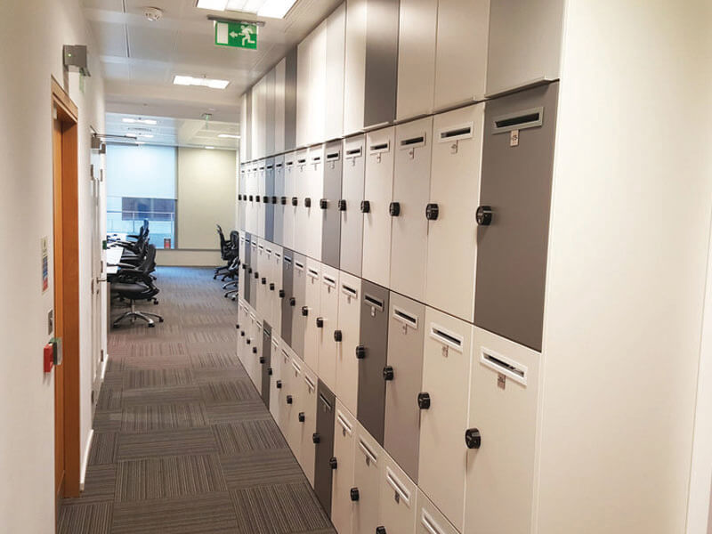 Staff Lockers manufacturer as per clients requirements