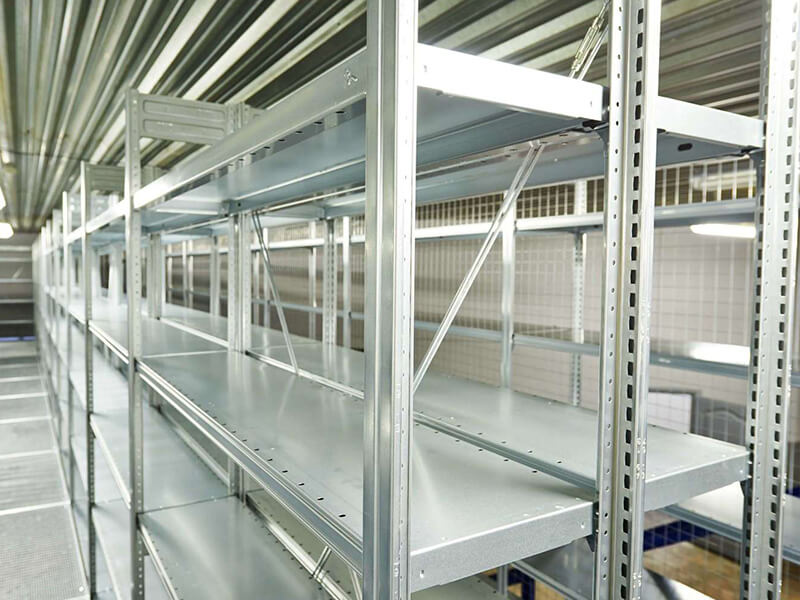 Metal Rack Manufacturer- Space Planners India